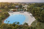 The InterContinental Sanctuary Cove Resort has reopened after a $6 million refurbishment. Set over 4.2 hectares of ...
