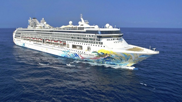 The Explorer Dream will resume cruising this week with a sailing from Taiwan.