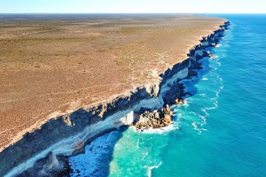 Great Australian Bight, one of the longest sea cliffs in the world sataug1cover Photo credit: iStock Reusage permitted ...