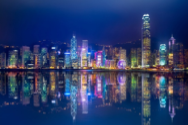 Hong Kong: Other cities are brighter, and have more organised colour schemes, but Hong Kong makes up for not having a ...