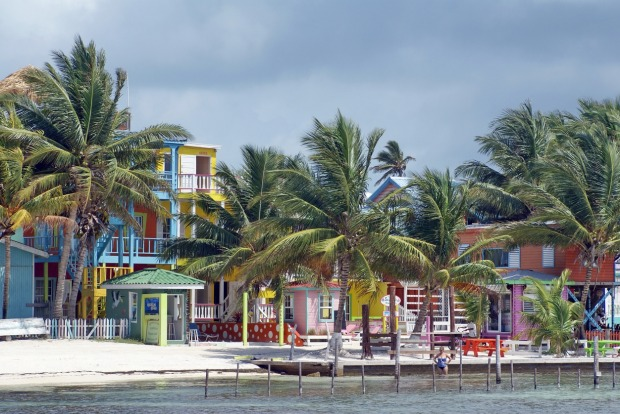 Caye Caulker, Belize: Combining several elements of what make other destinations so colourful, this small limestone ...