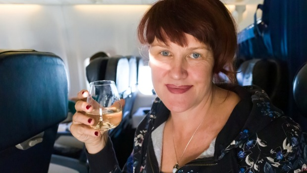 Passengers are bringing their own booze to drink on flights.