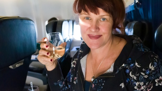 Airlines aren't serving booze, so passengers are (illegally) bringing their own