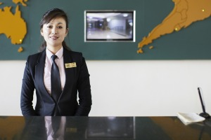 www.nicolereed.photography Supplied PR image for Traveller.  Hotels of Pyongyang, North Korean tour leader James ...