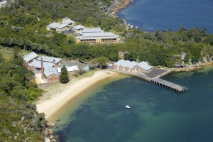 The Quarantine Station at North Head, Manly.