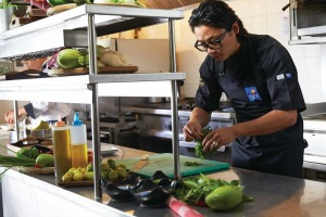 Celebrity chef Luke Nguyen will join APT's 14-day Kimberley Coastal Cruise & Purnululu Experience in 2021.