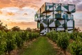 d'Arenberg Cube in McLaren Vale has received international acclaim.