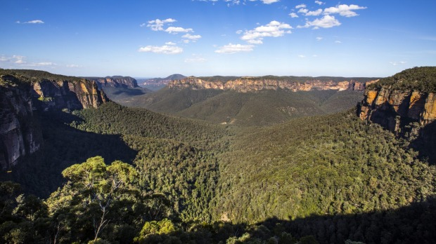 It's hard to go past Govett's Leap for the sheer expansiveness of the views.