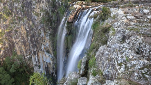 Fifty minutes' drive into the hinterland above Byron, Minyon Falls is where to head for the Rainbow Region's most ...