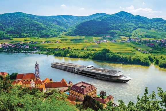 Cruise through some of the most beautiful landscapes in Europe.