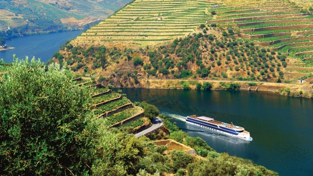 Explore two countries, 11 towns, villages and cities on this river cruise.