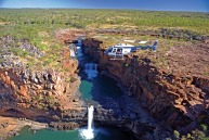 tra21-deals APT Kimberley Mitchell Falls and helicopter