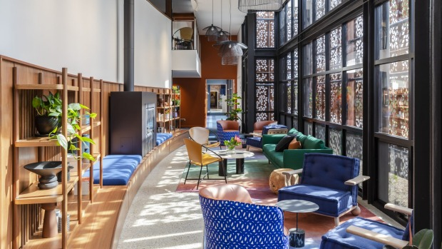At the Byng Street Boutique Hotel occupancy rates are hovering at 95 per cent at up to $376 per night.