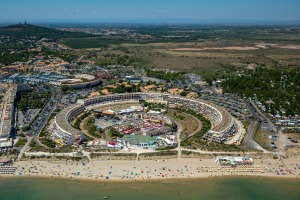 Sometimes called the 'Naked City', Cap d'Agde is the world's largest clothing-optional beach resort.