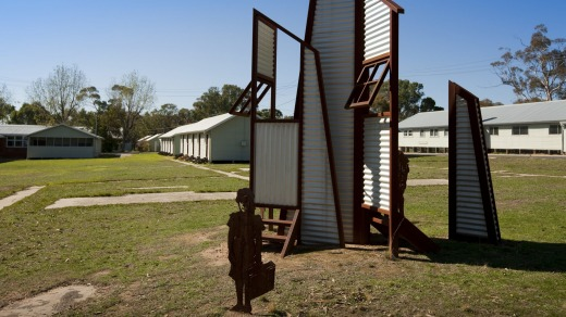 The existing army camp at Bonegilla – which became an internment camp for Italians during World War II – was perfectly ...