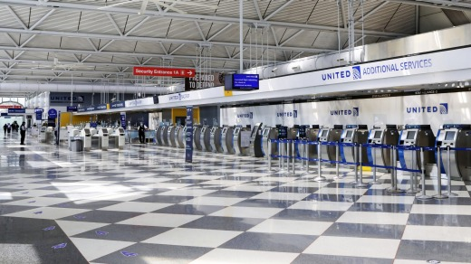 Chicago's O'Hare is one of the busiest airports in the US.