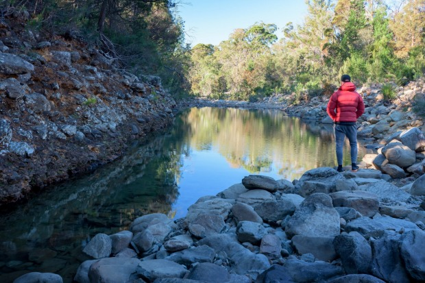 Apsley River Waterhole, Douglas-Apsley National Park: A popular swimming spot for locals, the picturesque Apsley River ...