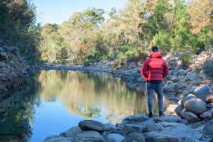 Lesser-known but equally as stunning: Douglas-Apsley National Park.