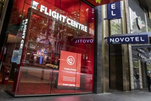 Flight Centre and Travel Associates have refunded 144,000 bookings worth $800 million since March, but still have about ...
