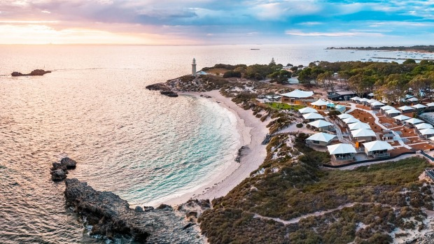 The eco-sustainable Discovery Rottnest Island.