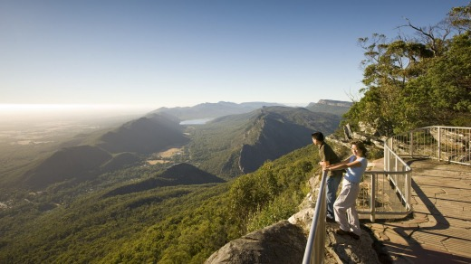 The Grampians tourism industry is expecting a busy lead-up to Christmas.