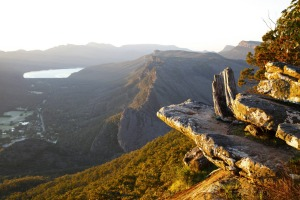 Visitors to the Grampian Ranges are blessed with lookout points that are easily accessible via short walks.