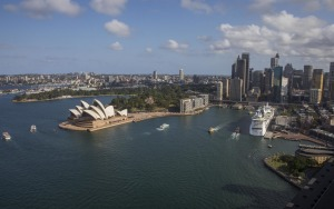The Pylon Lookout, Sydney: The cheapskate's version of the BridgeClimb is, alas, currently Covid-closed. But once it ...