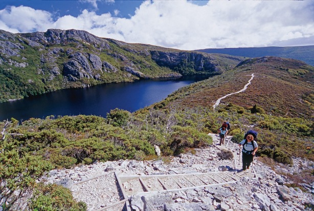 Marion's Lookout, Tasmania: A great lookout is all about the assembled ingredients, and Marion's Lookout has a ...