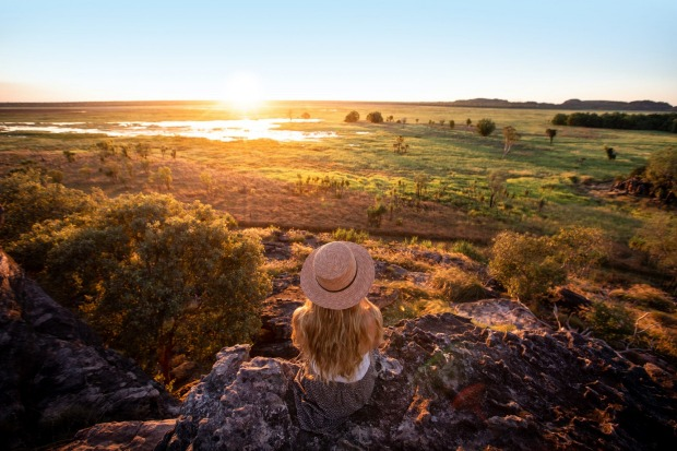 Ubirr, Northern Territory: There are several excellent views within Kakadu National Park – the Nawurlandja lookout ...