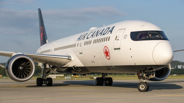 Air Canada will resume flights from Sydney to Vancouver on December 17.