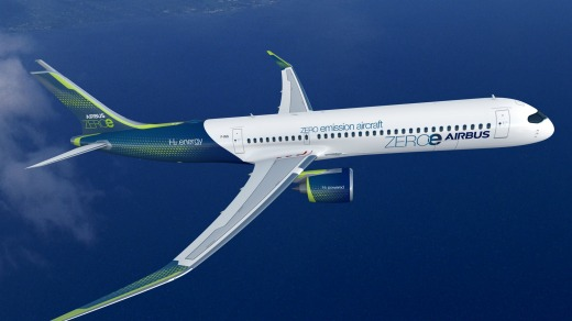 A turbofan design (120-200 passengers) would be capable of operating transcontinentally and be powered by a modified ...