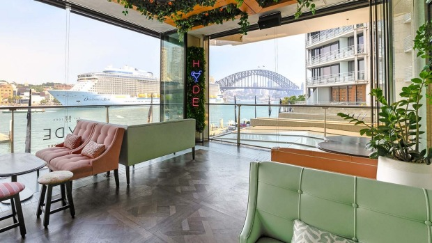 Harbourside luxury at the Pullman Quay Grand, Sydney