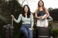 Daphne Lin and Tia Dolan, both 24, recently told Traveller that holidays in Australia were too expensive for young people.