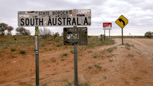 The South Australian border is now open to NSW.