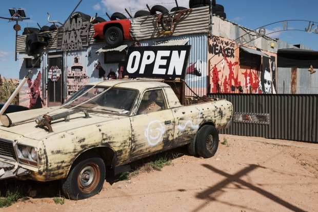 Mad Max 2 Museum, Silverton, NSW.