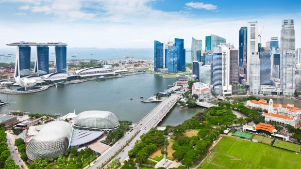 Singapore will allow Australian visitors from October 8.