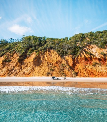 Rainbow Beach, Queensland: For some, Rainbow Beach is simply the closest access point to Fraser Island. For others, it's ...