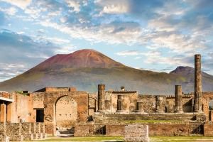 Pompeii has long suffered from theft and vandalism.