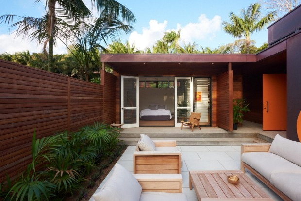 Lord Howe Island's most-recent addition is the luxurious Island House. What was once a group of small apartments built ...