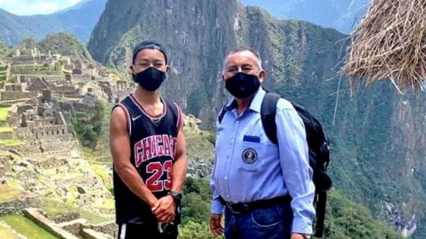 Jesse Takayama gets to experience a tourist-free Machu Picchu while stuck in Peru during the pandemic.