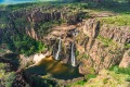 Six of the best Kakadu experiences: Fly over in the wet season for an aerial view of Kakadu.