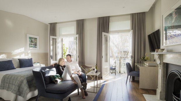 Spicers Potts Point luxury with $750 bonus value