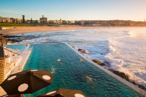 Bondi's famous beach is a highlight of Sydney.