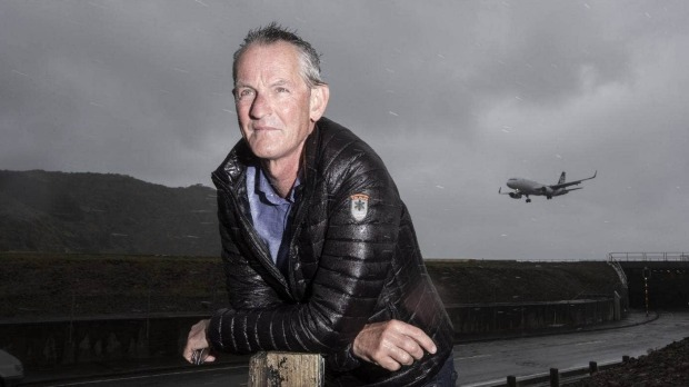 Former airline pilot Mark Rammell was one of the flight crew in the Air New Zealand Boeing 777-200 that undertook the ...