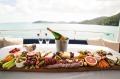 Have lunch in the Whitsundays.