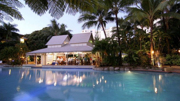 The Novotel Cairns Oasis Resort with My Queensland Holidays.