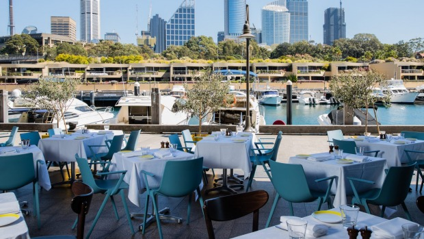 Ovolo Sydney, by the water at Woolloomooloo