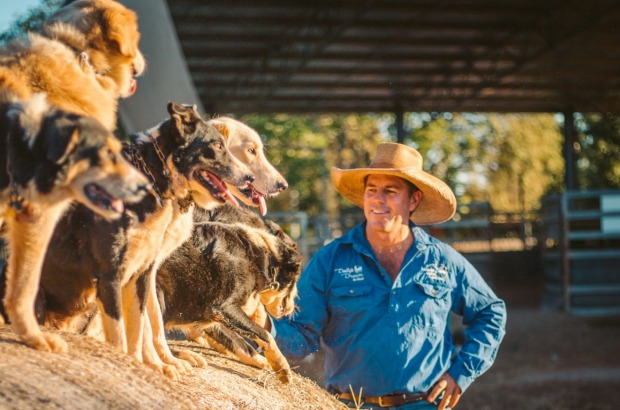 Katherine Outback Experience owner Tom Curtain.
