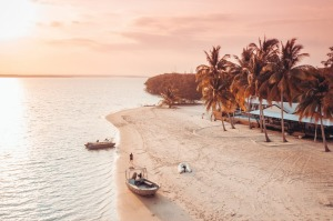 Tiwi Island Retreat pairs the best fishing in the Territory with the creature comforts of a boutique resort.