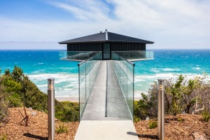 The Pole House will feel like you are being served up on a platter to the beauty of the Great Ocean Road